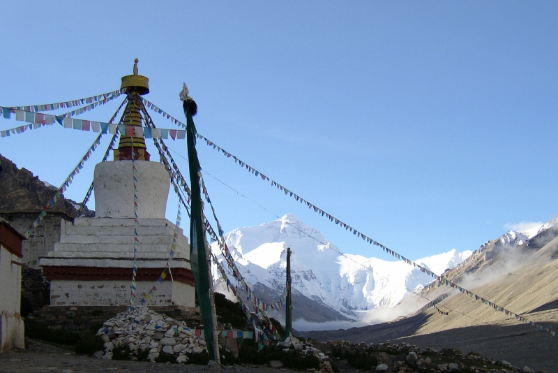 Tibet Overland Tour with Everest Base Camp